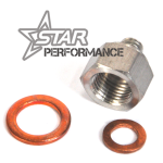 M6 Hydraulic clutch adaptor